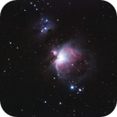 M42 Orion Nebula,                                Rob.K