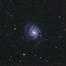 Messier 101,                                Matej Lindic