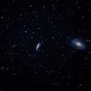 M81 and M82,                    Chris