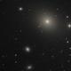 M87 with Black Hole Jet,                                Frank Colosimo