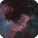 Cygnus Wall - L-Enhance (simulated HOO),                                Lee B