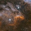 Pelican nebula,                                RichardBoudreau