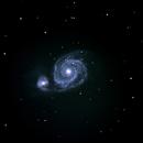 M51 - Whirlpool galaxy,                                Stefano Giardinelli