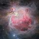 M42 - HaRGB,                                Janco