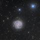 M83  Southern Pinwheel Galaxy,                                HaiqiHuo