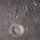 Crater Copernicus and Montes Carpatus,                                Andrea Mansueti
