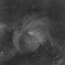 NGC2264(Twelve mosaics,   Ha channel),                                Rabbit Zhang