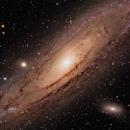 Andromeda Galaxy,                                Mirko M
