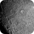 The Moon with Tycho and Clavius with the Mak127,                                Karlov