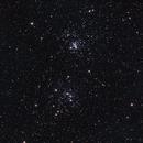 NGC 869-NGC 884 (Caldwell 14),                                Ramón Delgado Fernández