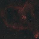 Heart Nebula,                                A.Roundy