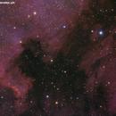 NGC7000 IC5070 - ED80 Refractor,                                Xsplendor