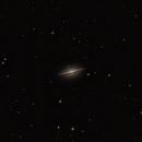 M104 - Sombrero Galaxy,                                Bob Stewart