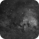 NGC 7822, The Fist,                                Madratter