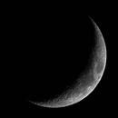 Waxing Crescent Moon,                                gmvtex
