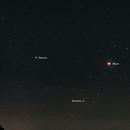 Mars, Saturn + Antares,                                AC1000