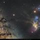Ophiuchus, Mars and Saturn,                                Carlos 'Kiko' Fai...