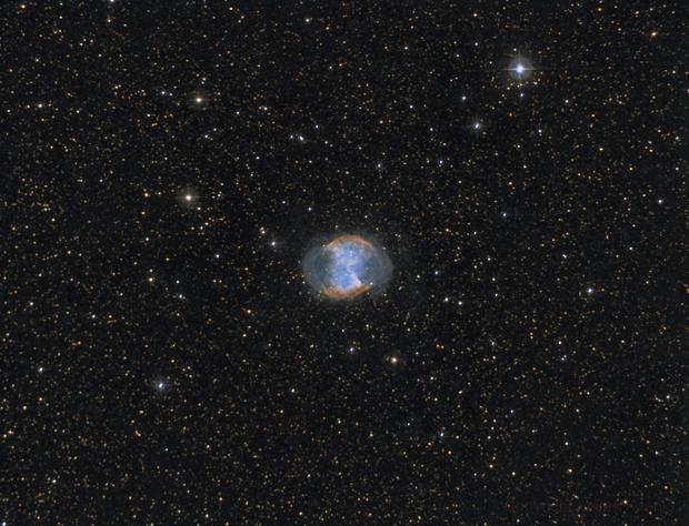 Messier 27,                                Marek Koenig