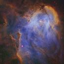 IC 2944  Running Chicken Nebula (Lambda Centauri),                                Christian_Hilbert
