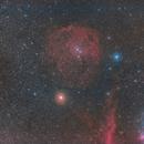 Lambda Orionis Nebula,                                Nikola Milicev