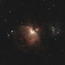 Orion Nebula (M42),                                effortingastro