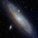 The Andromeda Galaxy, Up Close & Personal,                                Richard S. Wright...
