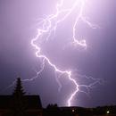 Lightning storm,                                Petr Hykš