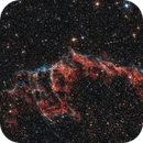 The Eastern Veil Nebula NGC 6992,                                Dennis Kaiser