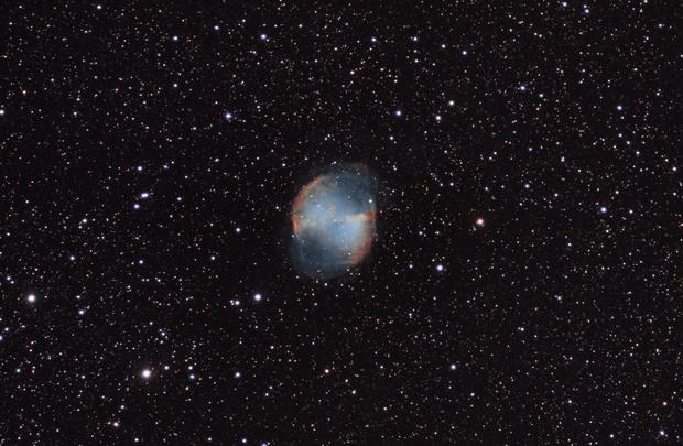 Dumbbell Nebula,                                Jason Furman