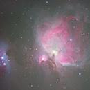 M42 Orion Nebula,                                megoblocks