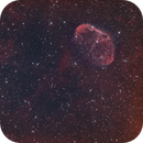 NGC6888 Bicolour 2.Try,                                christianhanke