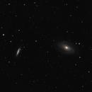 M81 and M82,                                Jan Buytaert
