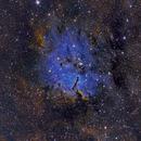 NGC 6820 and NGC 6823,                                Samara