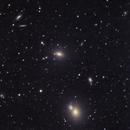 M59 M60 - Virgo Cluster,                                Ronald Clanton