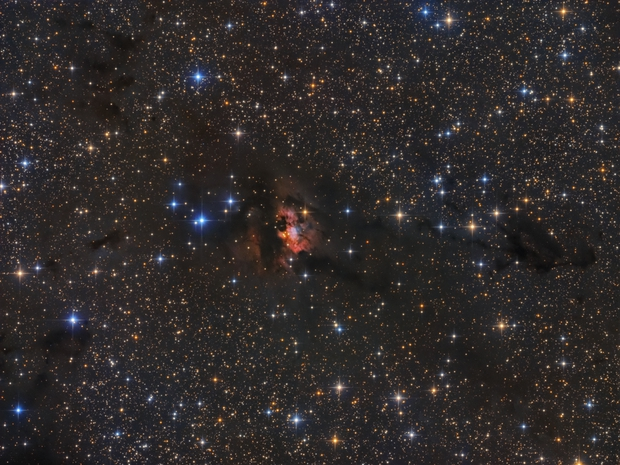 Sh2-187 in Cassiopeia,                                tommy_nawratil
