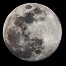 The Moon - 99% (True Color Edit),                                Gideon Golan