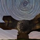 Stars around Monument to the Revolution,                                Zelda Prozek