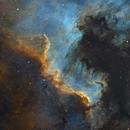 Cygnus Wall in SHO,                                Monkeybird747
