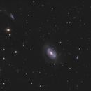 NGC 4725,                                Maciek Jarmoc