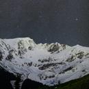 Starry Winter Night,                                  Guillermo Gonzalez