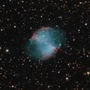 "Dumbbell  nebula with EdgeHD 8"",                                Doc_HighCo"