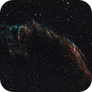 Easter veil Nebula, first light of new camera,                                Gianluca Galloni
