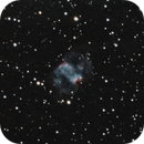 Messier 76,                                Ryan Betts