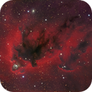 Lynds Dark Nebula 1622,                                Miles Zhou