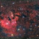 NGC 7822,                                flyingairedale
