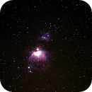 Orion Nebula,                                Nachi Ueno