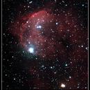 NGC3324 Gabriela Mistral Nebula,                                Simon Bailey