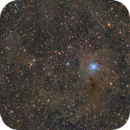 Iris Nebula and Ghost Nebula,                                sungang