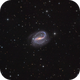 NGC7479 in Pegasus - V2 - with new Luminance,                                Arnaud Peel