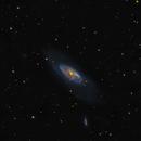 Messier 106,                                Oliver